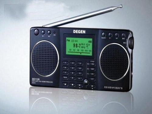 Degen DE1128 DE-1128 FM MW SW Полная группа sd-карта чтения Электронных Книг Радио