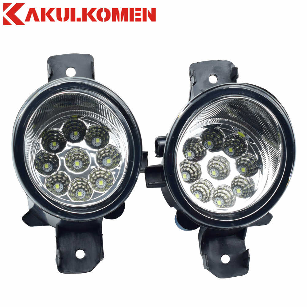 Car Styling Led Fog Lights Lamps For Nissan Sentra Not Fit The Se R