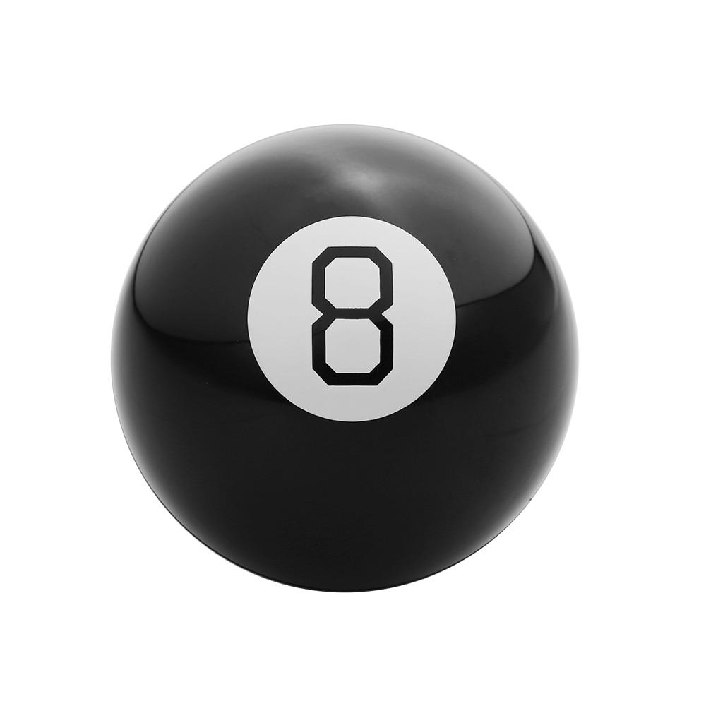 Black 8 Magic Predict Ball Fun Spherical Magic Educational Learning Toys For Kid Children Magic Tricks Classic Toys