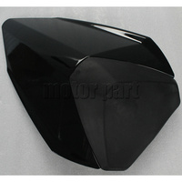 Frames Fittings For 2012 2014 Ducati 1199 Motorcycle Rear Passenger Seat Cover Cowl Black 12 13