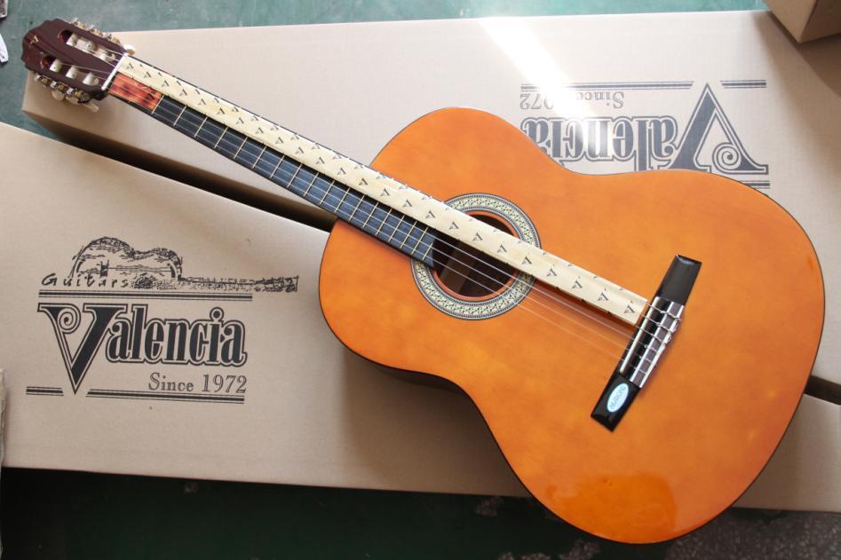ФОТО left hand 39inch classic guitar