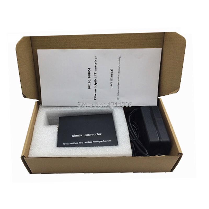 rj45 port 1000base Media Converter  (5)