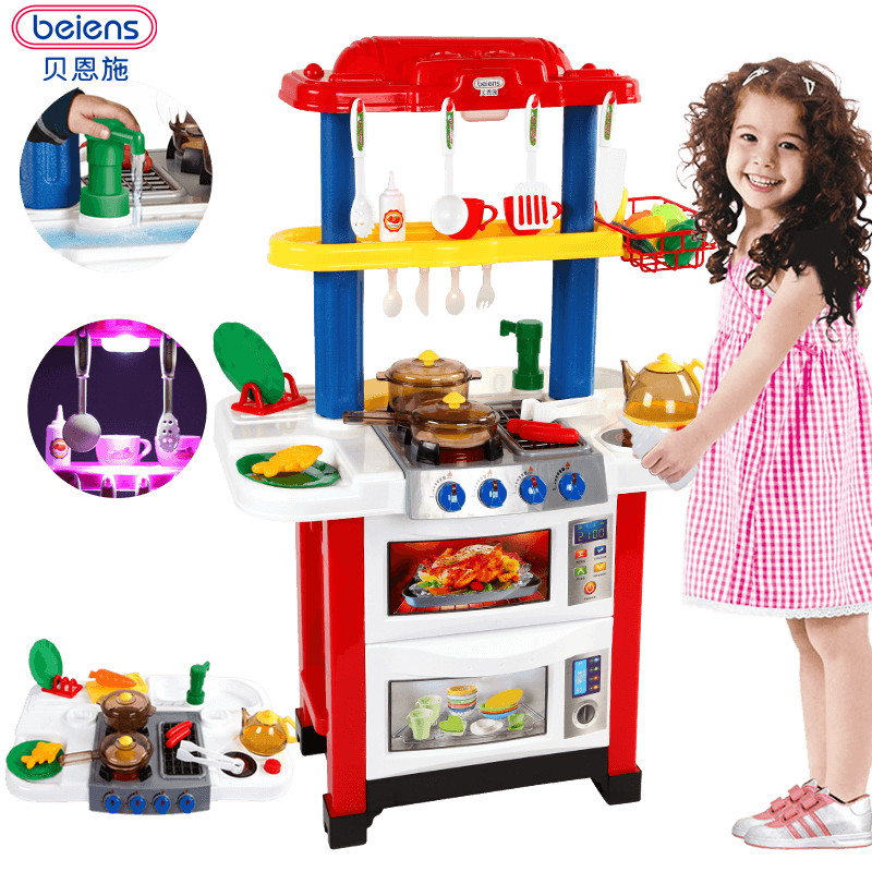 Play set kidkraft 100 little tikes my first kitchen my for Kitchen set game