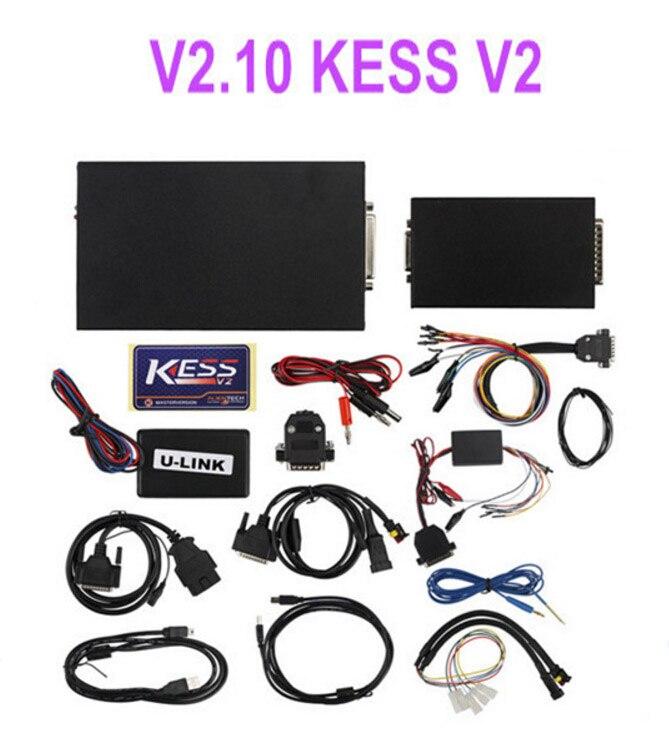 2015 Top Rated KESS V2 OBD2 Tuning Kit Newest Firmware V4.036 V2.13 KESS V2 Master No Token Limited KESS V2 ECU Chip Tuning