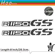 For BMW R1150GS R 1150 GS  Motorcycle Sticker Decal Carbon Car Sticker  Wheels Fairing Helmet 5D Carbon Fiber Sticker MOTO