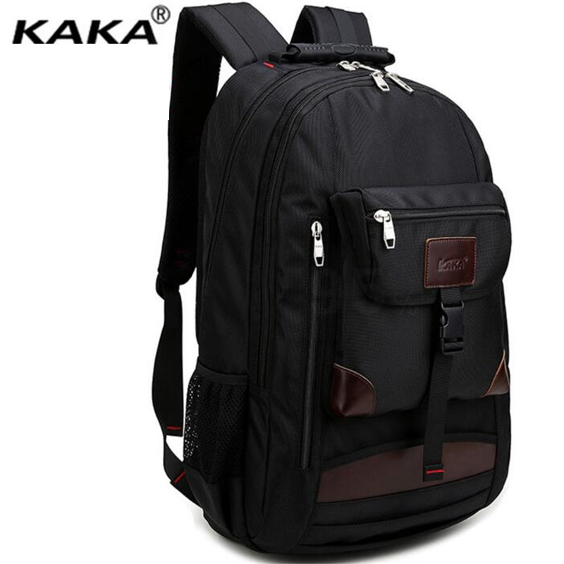 2017 Hot Selling New Men's Backpack Brand School Bagpack 15 Inch Computer Bag Large Capacity Lady Travel Back Pack Kanpack A065