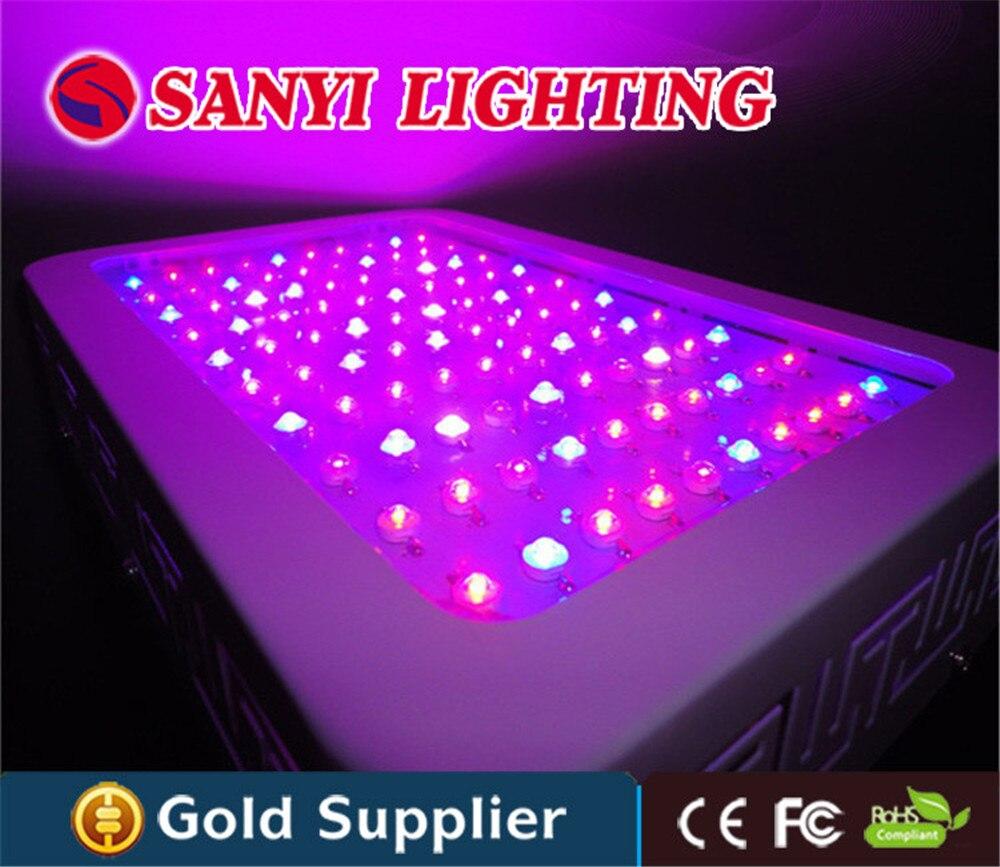100W LED Grow light 100pcs x 1w bridgelux full spectrum 380nm-840nm led grow lights for hydroponics steinmeyer часы steinmeyer s411 73 26 коллекция mountain biking