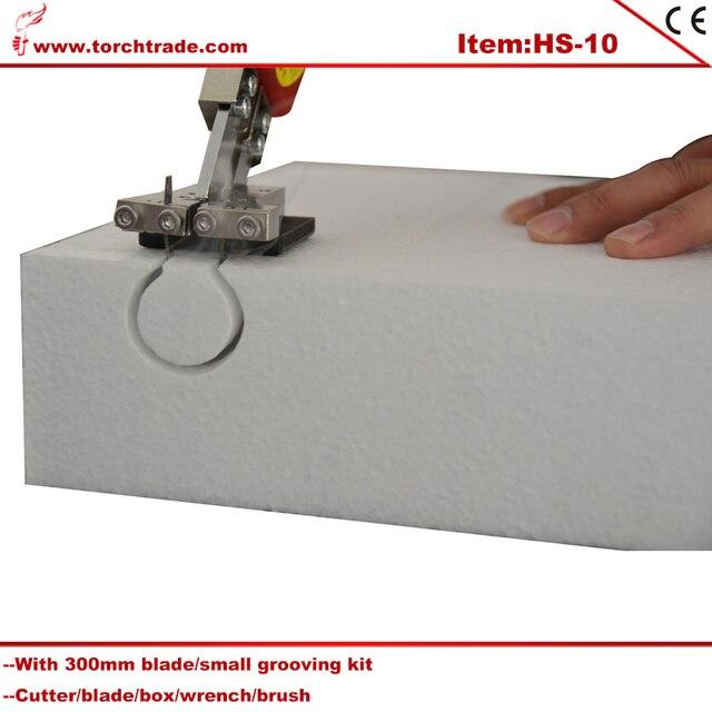 220V /110V Groove Electric Hot Knife Foam Cutter Hot Wire Styrofoam ...