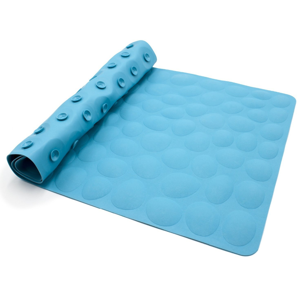 40cmx80cm Anti Slip Bath and Shower Mat With Suction Cups to Prevent ...