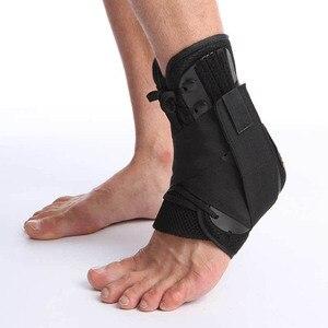 Ankle Brace Lace Up Sports Saf
