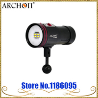 ARCHON D36V W42V 5200lm Underwater Photographing Video Light Diving Flashlight Torch Battery CHG Archon Box