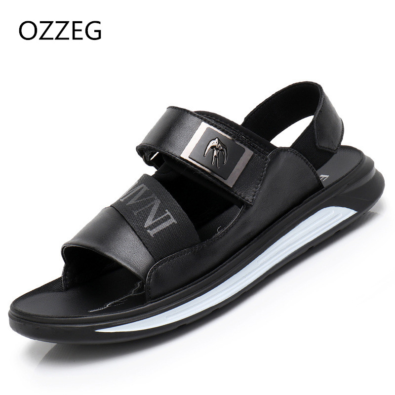 2018 New Summer Beach Shoes Men Sandals Leisure Breathable Sandal Male Outdoor Shoes Roman Men Casual Shoe Fashion