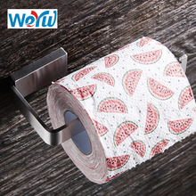 Toilet Paper Holder Decorative Wall Mounted Bathroom Roll Paper Towel Holder Rack Stainless Steel Tissue Paper Holder Towel Rack stainless steel paper holder towel dispenser bathroom toilet tissue holder wall mounted single roll paper holders