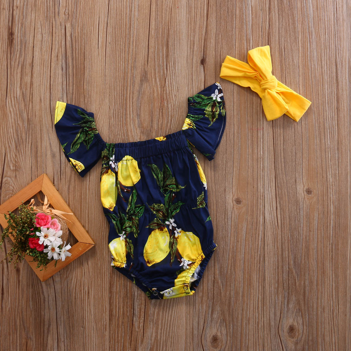 Cute-Newborn-Baby-Girl-Clothes-2017-Summer-Off-shoulder-Pear-Printed-Toddler-Kids-Jumpsuit-Headband-Outfits-Sunsuit-Clothing-2