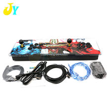 Access Acrylic + Iron Table Arcade 2020 Games Console Fighting Stick Controller With 2020 In 1 Game Board HDMI/VGA /USB / Power Cable lowestprice