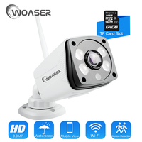 WOASER HD 3 0MP FishEye IP Camera 360 Degree Full View Outdoor Waterproof 2043X1536 Network Home
