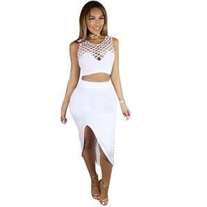 68bd226996 Ziamonga Summer Women Sexy Party Bodycon Lace Maxi Dress
