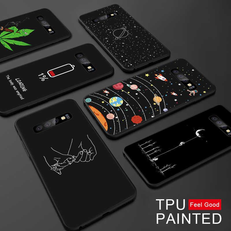 2019 New Case For Samsung Galaxy S10 Lite S9 S8 Plus A8S A8 2018 Note 9 8 Capa For Samaung Galaxy S10 Plus Note 9 8 Coque Funda