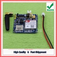 Il trasporto Libero 1 pz SIM800A modulo \ SMS \ scheda di sviluppo \ GPRS \ STM32 \ MODULO di trasmissione dati wireless (C4A3)