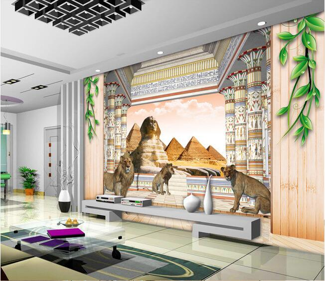 Wall Murals Cheap online get cheap 3d wall murals wallpaper palace -aliexpress