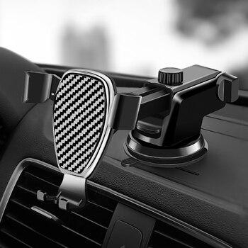 Автомобильный держатель для телефона на присоске, подставка для мобильного телефона на лобовое стекло, подставка для мобильного телефона, ...