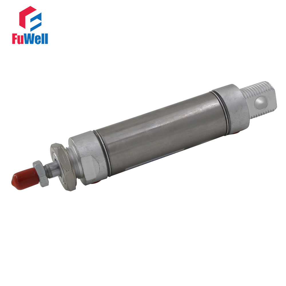 MA Type Pneumatic Cylinder 32mm Bore 350/400/450/500mm Stroke Stainless Steel Single Rod Double Acting Pneumatic Air Cylinder bore 32mm 250mm stroke ma stainless steel double action pneumatic cylinder air cylinder gas cylinder ma32 250