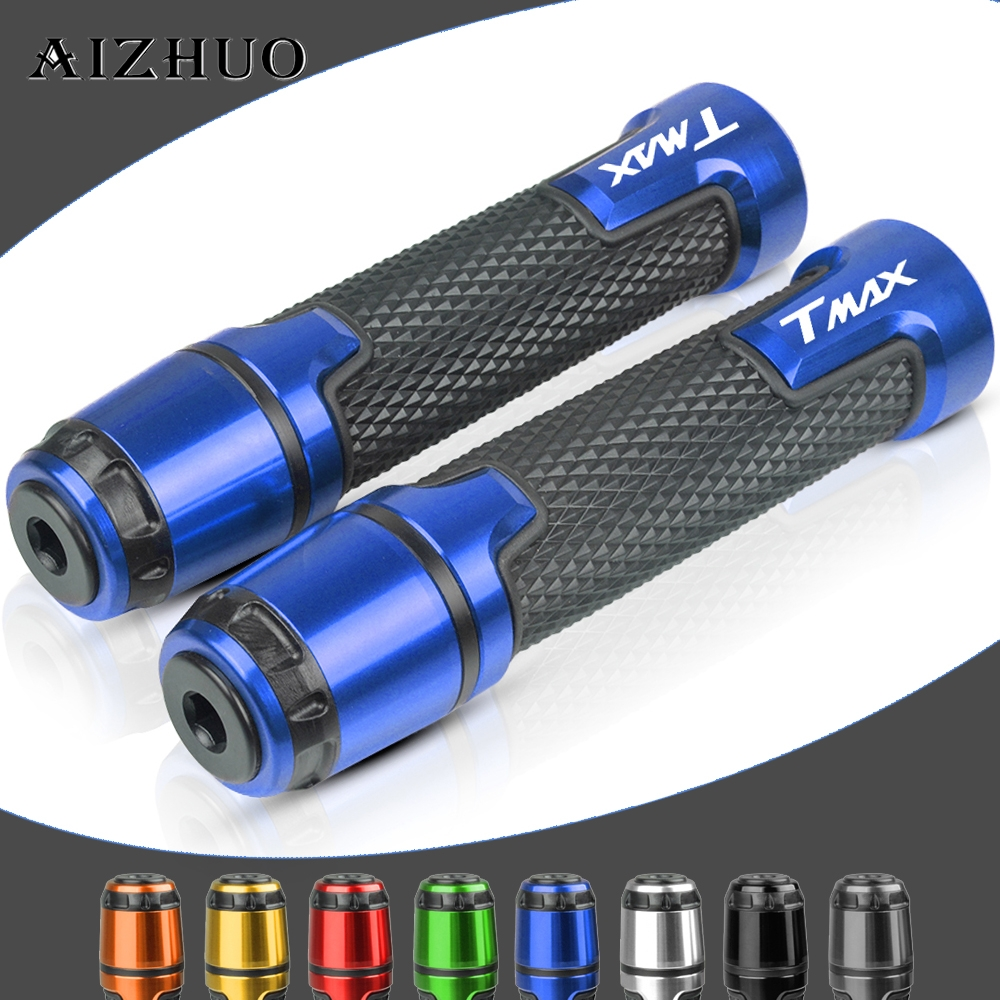 Motorcycle Racing Grips Handle Ends Handlebar Grip Handle Grips For YAMAHA TMAX T MAX T-MAX 530 500 TMAX500 TMAX530