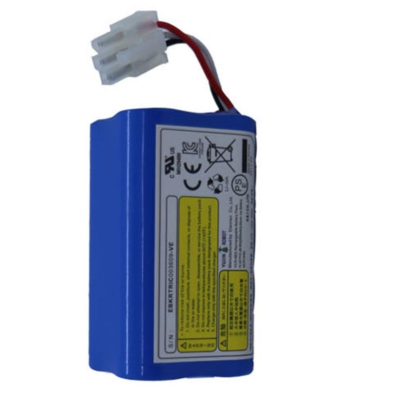 14.4 V Batterie pour ICLEBO ARTE YCR-M05 POP YCR-M05-P Intelligent YCR-M04-1 Intelligent YCR-M05-10 YCR-M05-30 YCR-M05-50 Robot Aspirateur