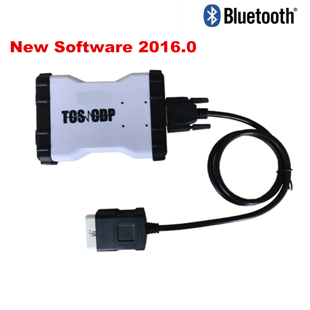 Image 2 - 2018 Newest 2016.0 Software Obd Obd2 Scan TCS CDP Pro Plus NEW VCI Multiple Color For Car Truck OBDii  Diagnostic Tool-in Code Readers & Scan Tools from Automobiles & Motorcycles