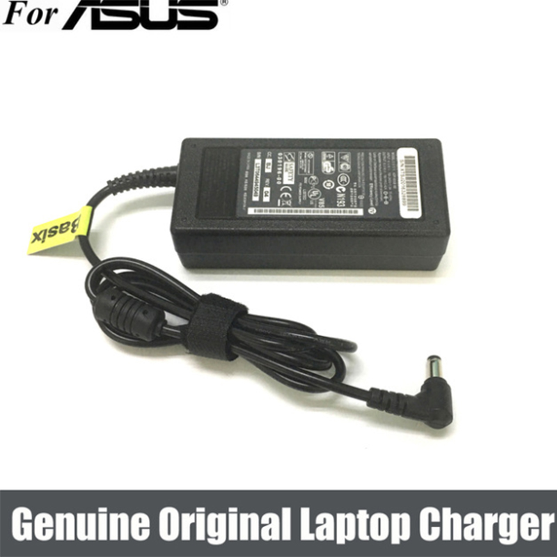 Basix Original 65W 19V 3.42A Laptop AC Adapter Charger Power Supply For