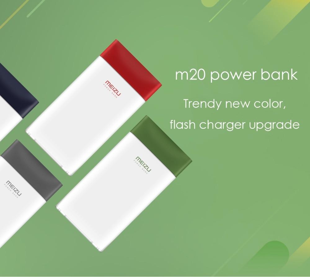 Original MEIZU Power Bank M20