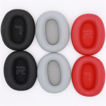 Earpads For Edifier W820BT PU Leather Replacement Foam Sponge Ear Pads Cushion Covers Over-Ear Headphones Eh#