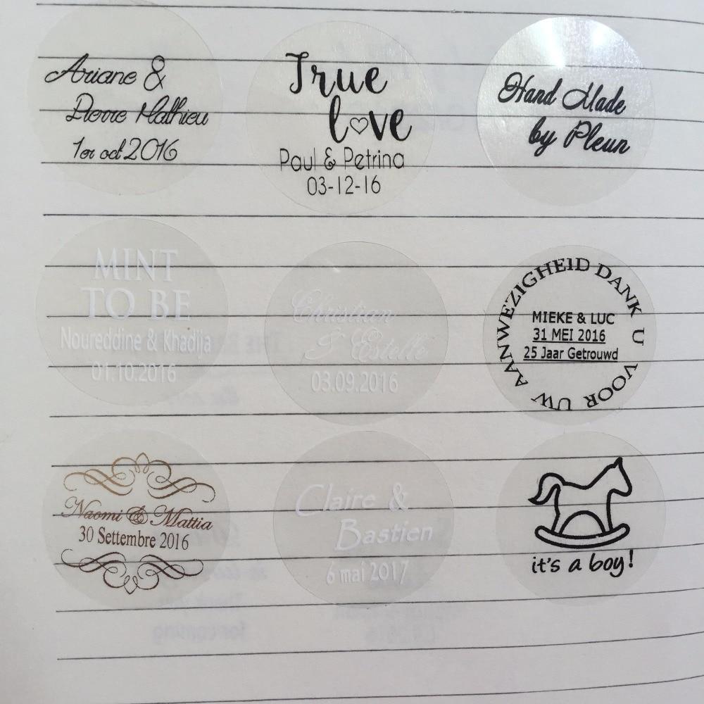 Custom BABY BRIDAL SHOWER Stickers wedding Invitation Envelope ...