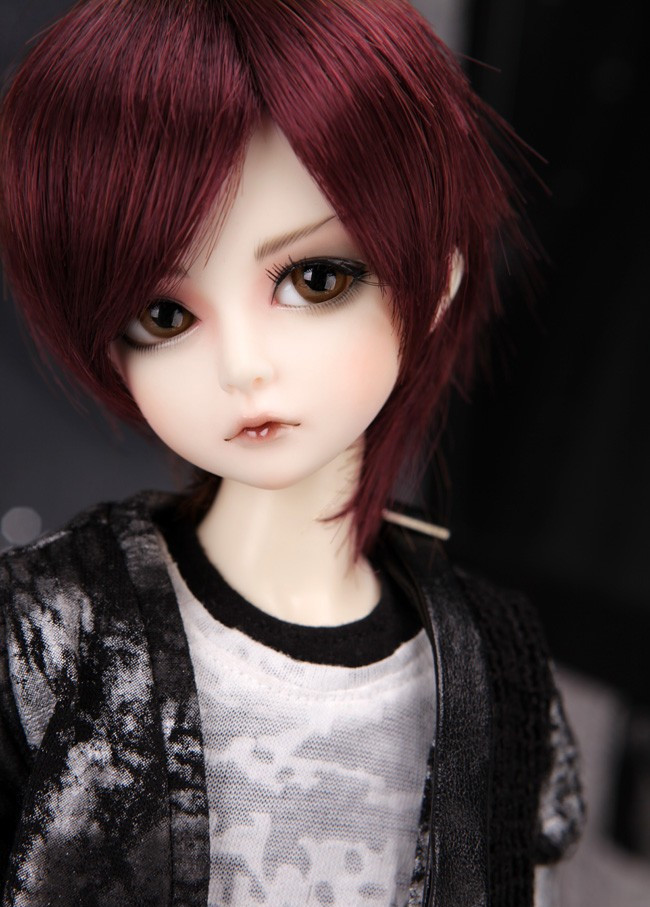 1/4 BJD SD doll doll four male baby dolls 4 stars(include makeup and eyes)
