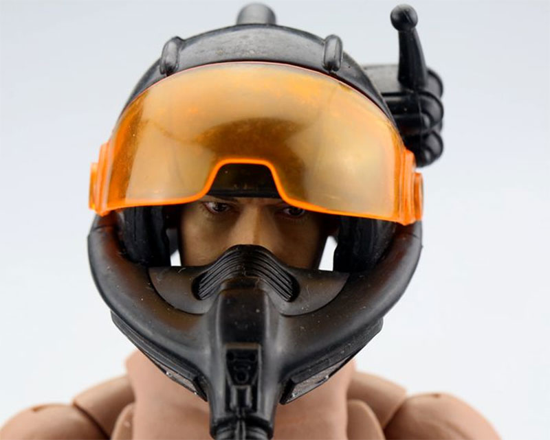 """1//6 Hot Pilot Goggles Mask for 12/"""" Action figure Toys"""