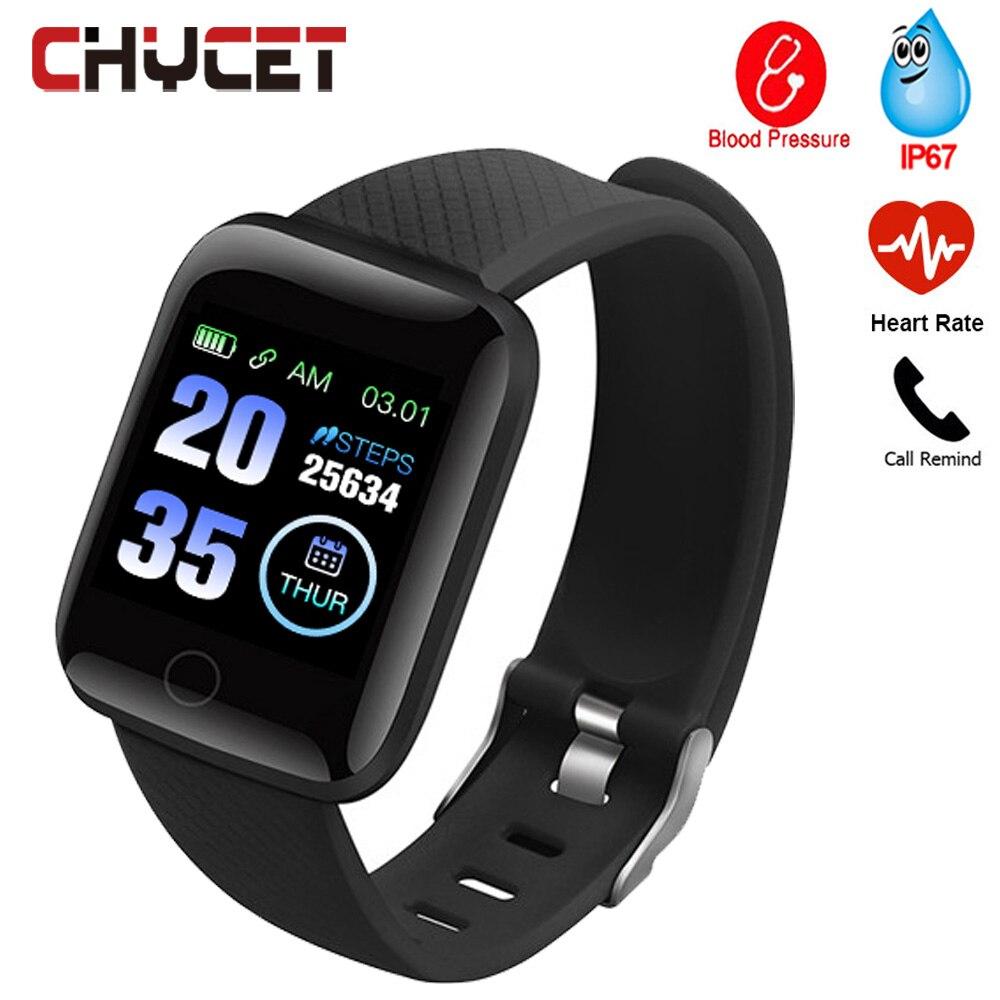 D13pro Smart Watch Blood Pressure Heart Rate Monitor Mnformation Reminds Sports IP67 Waterproof Pedometer Men Smart Watch