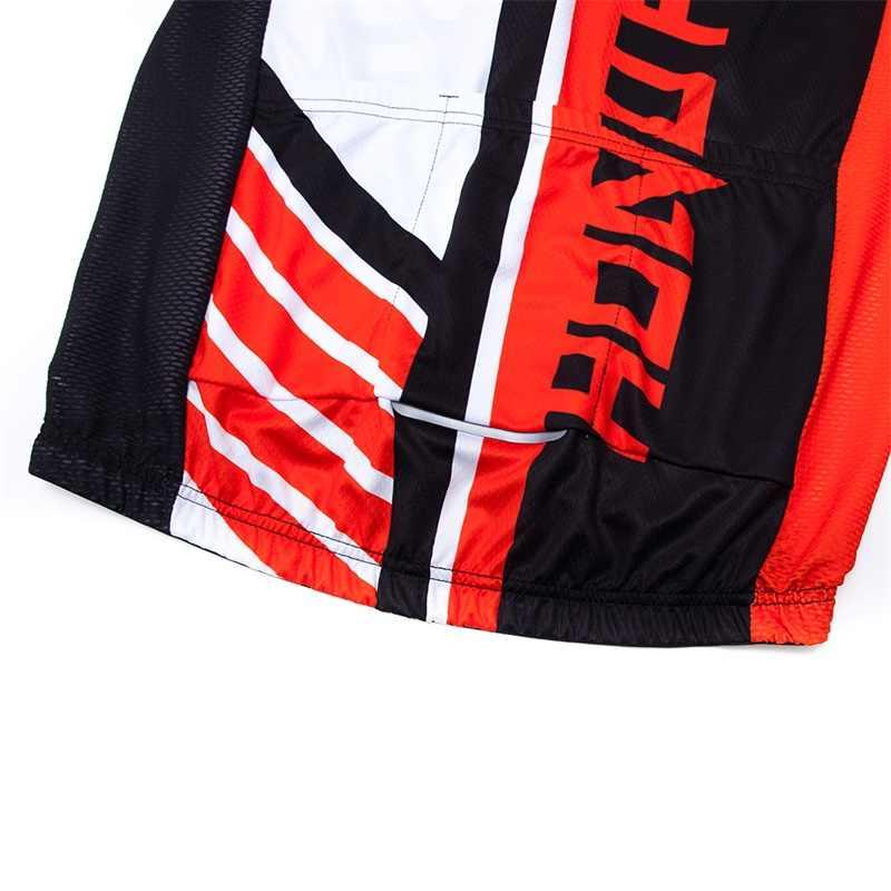 メンズ長袖自転車サイクリングセット抗汗 Ridng 服スーツ 3D パディングクッションスポーツユニフォームカスタマイズ/卸売