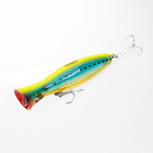 NOEBY 120mm/160mm Topwater Floating Popper Fishing Lure Hard Bait Iscas Artificiais Leurre De Peche Wobbler Sea Fishing Tackle noeby fishing lures 50mm 0 7g 75mm 2 2g soft bait leurre souple dur peche iscas artificiais para pesca fishing wobbler
