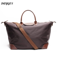 DAYGOS Large Will Capacity Luggage Bag Men And Women Portable Travelling Bag Short Travel Bags Tourism