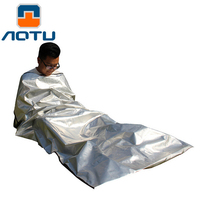 AOTU 4 Layers Composite Material Sleeping Bag Cold Weater Sleeping Bag First Aid Bag Emergency Warm