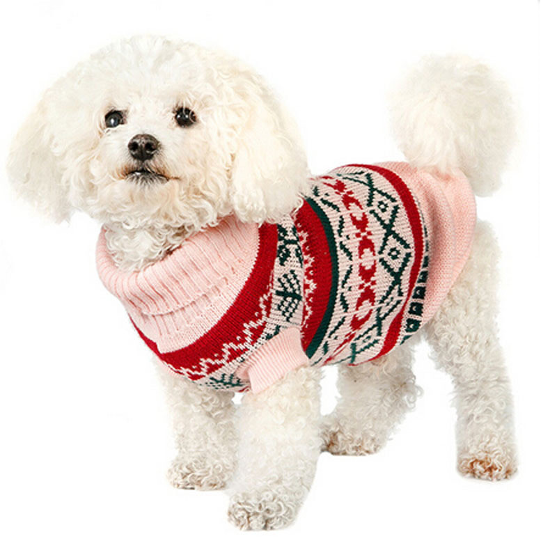 Small Dog Sweaters (2)