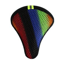 New Breathable Insulation Cycle Seat Bike Bicycle Saddle Covers Soft Cushion For Bicycle Accessories(China)
