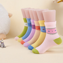 6 PairPCSlot Baby Socks Neonatal Summer Mesh Cotton Polka dots plain stripes Kids Girls Boys Children Socks For 3-11 Year