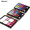 Matte Shadow 1pcs/lot 48color Eyeshadow +2Blush +4 Lipstick Makeup Palatte Make Up Kit 8837