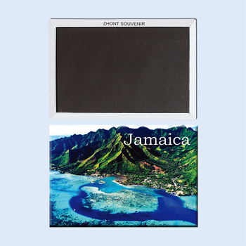 ジャマイカ諸島 22573 ギフト風景磁気冷蔵庫旅行お土産