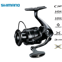 SHIMANO Original EXSENCE CI4+ C3000M 3000MHG 4000MHG 4000MXG X PROTECT Spinning Fishing Reel Special for Sea Bass
