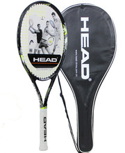 Original Head Tennis Racket Carbon Tennis Raqueta Tenis Padel Raqueta With Strings Tenis Bag Grip Tennis Women Men Tenis raketi(China)