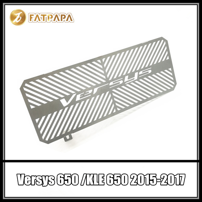 VERSYS KLE 650 Motorcycle Accessories Stainless Steel