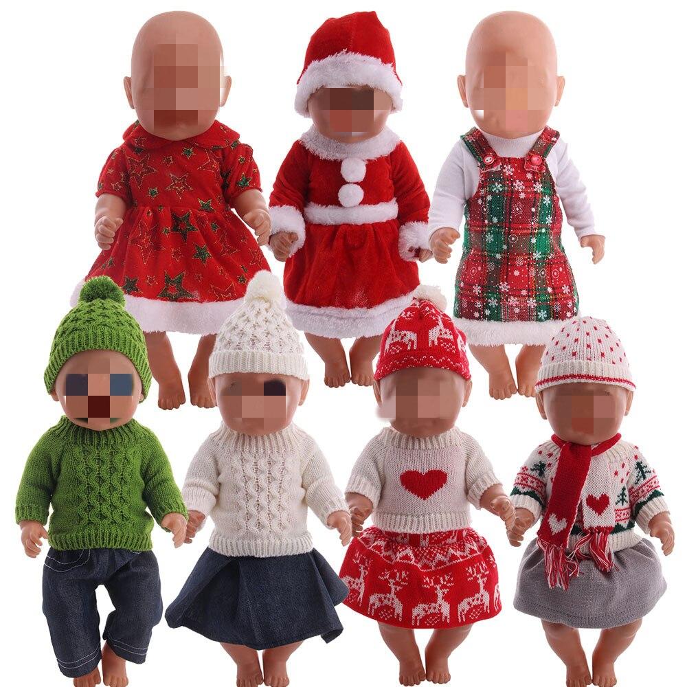 Weihnachten Rotes Strampler Weiß gepunktet für 18 American Girl Puppen Puppen & Zubehör