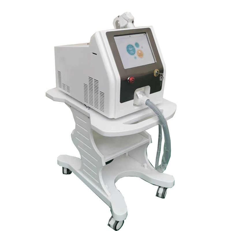 Triple Wavelength Diode Laser Hair Removal Machines For Permanent